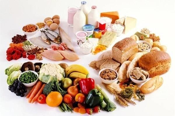 Chọn chế độ ăn hợp lý