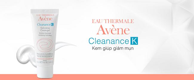 kem tri mun Avene Cleanance K