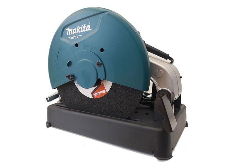Nguyên lý hoạt động của máy cắt sắt Makita đơn giản