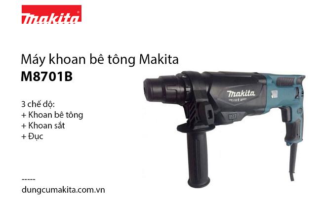 Makita M8701B