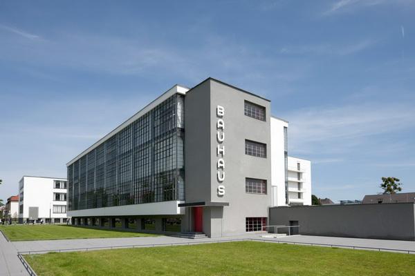 Tòa nhà Bauhaus tại Dessau